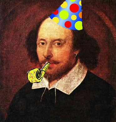 Birthday-Shakespeare