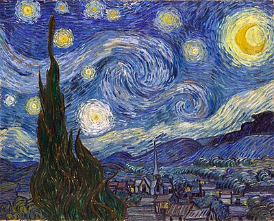 a starry night